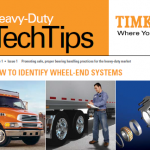 HOW TO IDENTIFY WHEEL-END SYSTEMS – Timkin