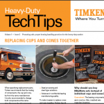 Replacing Cups and Cones Together -Timken